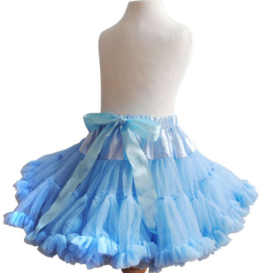 Αξεσουαρ    Αξεσουάρ για κορίτσια    Petti Dresses-TuTu    Sky Blue  Pettiskirt 0c5e74966bc