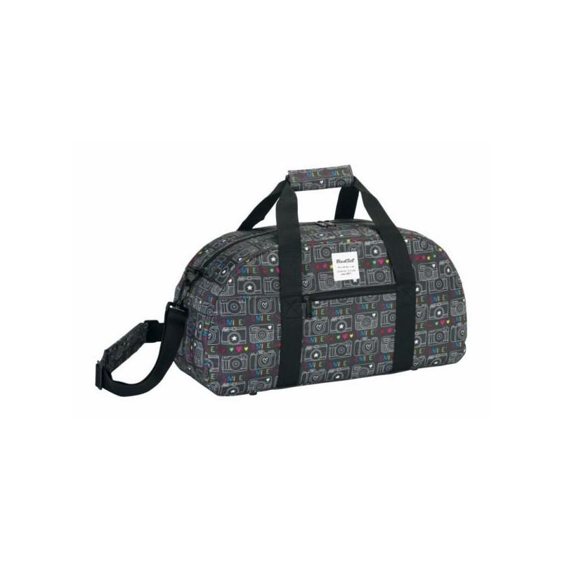 3025b97587 Αξεσουαρ    Σχολικά    Σάκοι - Τσάντες προπόνησης    Sport Bag Blackfit8