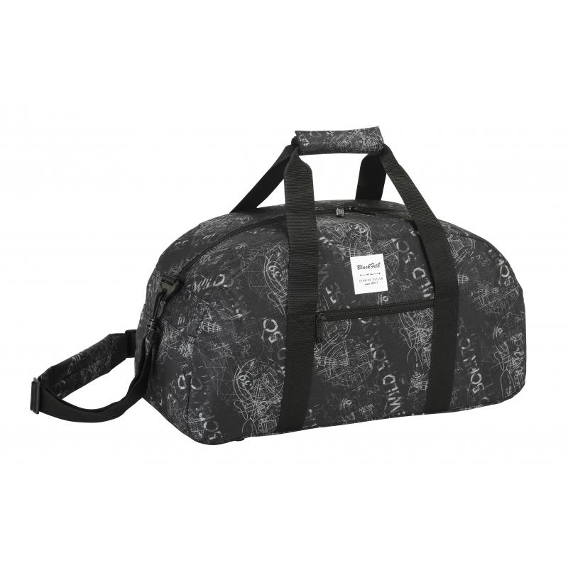 ff76e6180e Αξεσουαρ    Σχολικά    Σάκοι - Τσάντες προπόνησης    Sport Bag Blackfit8