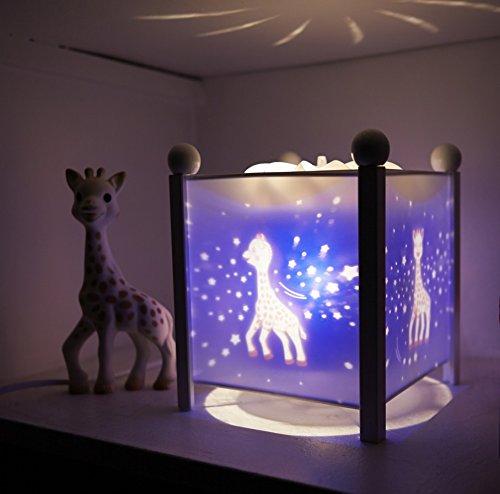 fdcfb9d90f ... Σόφι η καμηλοπάρδαλη Trousselier collection περιστρεφόμενο φωτιστικό  Milky way
