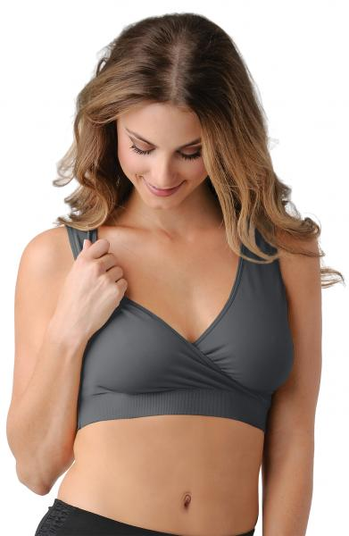 Belly Bandit BDA BRA Grey