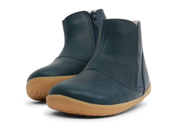 Bobux: Step up Shire - Merino lined Winter Boot Ink